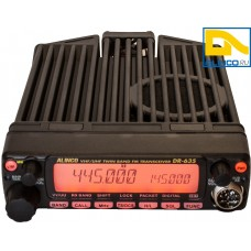 Alinco DR-635 VHF/UHF Двух Диапазонная , FM Радио, Полный Дуплекс, Авиационный диапазон AM, Cross-band репитер