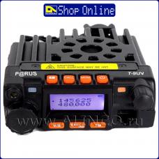 P@RUS T-9UV Двух Диапазонная Компактная Мобильная Радиостанция