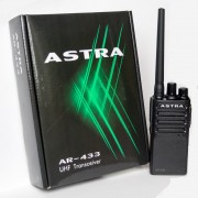 Портативная радиостанция ASTRA AR-433