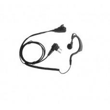 Гарнитура ASTRA EMP-803A для радиостанций Alinco icom с микрофоном и креплением за ухо