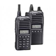 Icom IC-F3036S профессионльная портативная VHF радиостанция