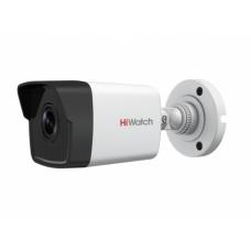 4Мп цилиндрическая IP-видеокамера с EXIRподсветкой до 30м DS-I400(B)